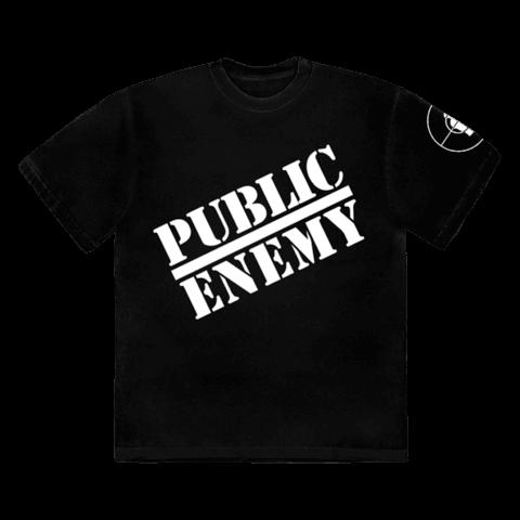 √PUBLIC ENEMY CLASSIC von Public Enemy - T-Shirt jetzt im Public Enemy Shop
