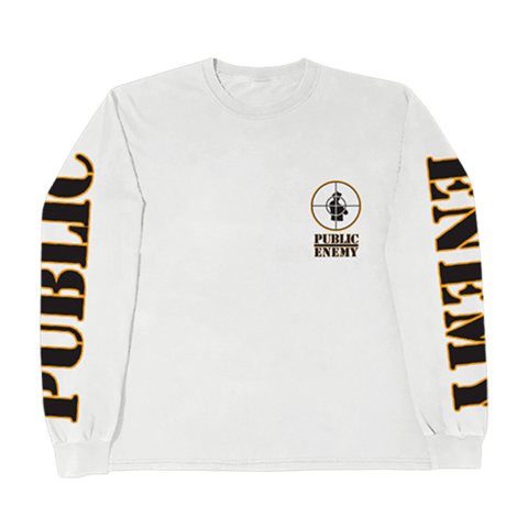 √PUBLIC ENEMY von Public Enemy - Long Sleeve T-Shirt jetzt im Public Enemy Shop