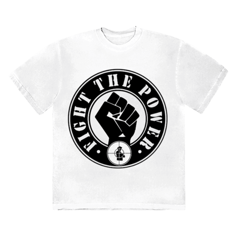 √FIGHT THE POWER I von Public Enemy - T-Shirt jetzt im Public Enemy Shop