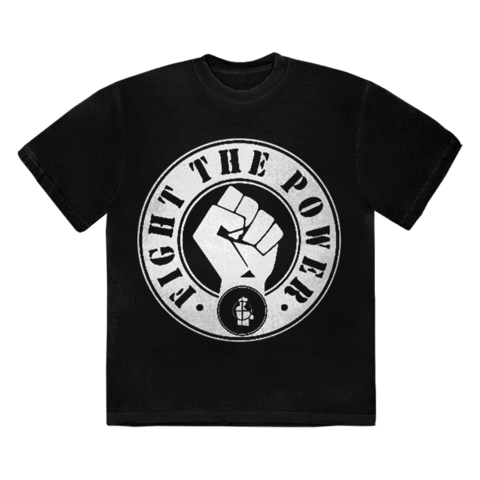 √FIGHT THE POWER II von Public Enemy - T-Shirt jetzt im Public Enemy Shop