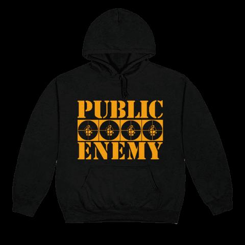 √CROSSHAIRS von Public Enemy - Hoodie jetzt im Public Enemy Shop